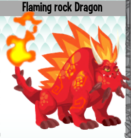 flaming-rock
