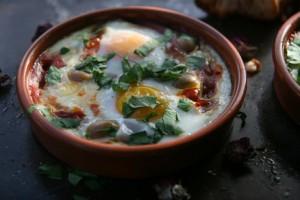 Deena Prichep for NPR - Berber Omelet