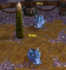 Brutus and Rukus
