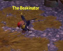 The Beakinator