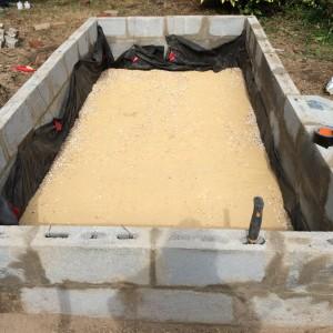 Sand Over Gravel